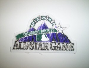 1998 All-Star Game (Colorado, Coors Field)